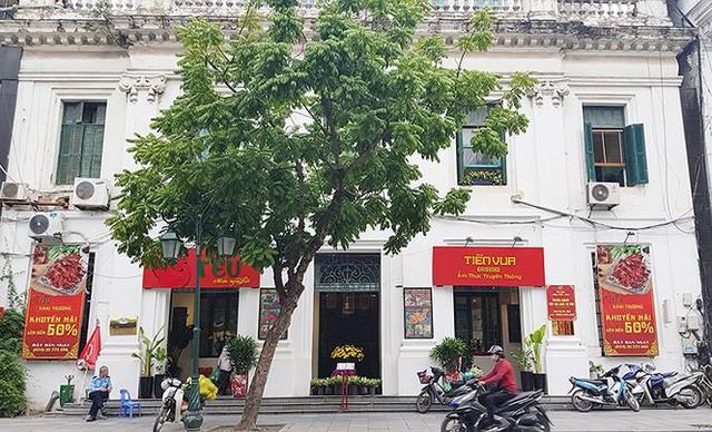 Thanh tra Chính phủ chỉ loạt sai phạm vụ bán đấu giá Agrexport Hà Nội - Ảnh 1.