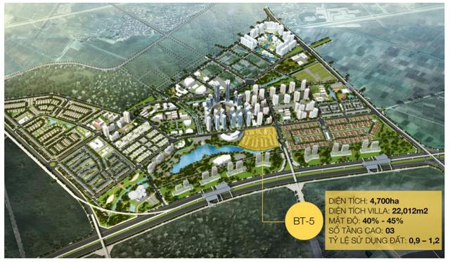 3,2 triệu m2 đất của Vinaconex hấp dẫn các 'ông lớn' bất động sản - Ảnh 3.