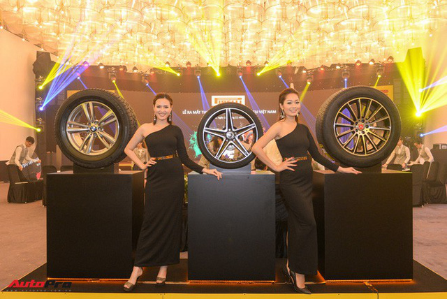 Hãng lốp sử dụng trên xe VinFast chính thức bước vào thị trường Việt Nam - Ảnh 2.