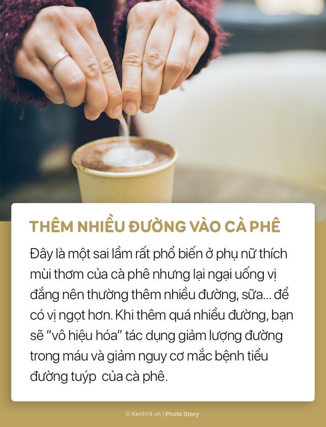 Đừng nghĩ rằng bạn đã biết uống cà phê đúng cách, không làm ảnh hưởng tới sức khoẻ - Ảnh 3.