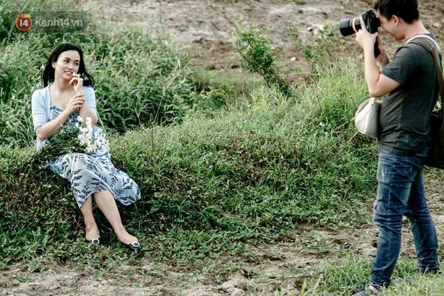 Vườn cúc hoạ mi ở Hà Nội thất thủ cuối tuần: 1 mét vuông có chục nhiếp ảnh gia và mẫu - Ảnh 19.