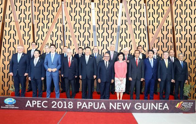 Những điểm nhấn trong hai ngày làm việc cường độ cao của Thủ tướng Nguyễn Xuân Phúc ở APEC 2018 - Ảnh 1.