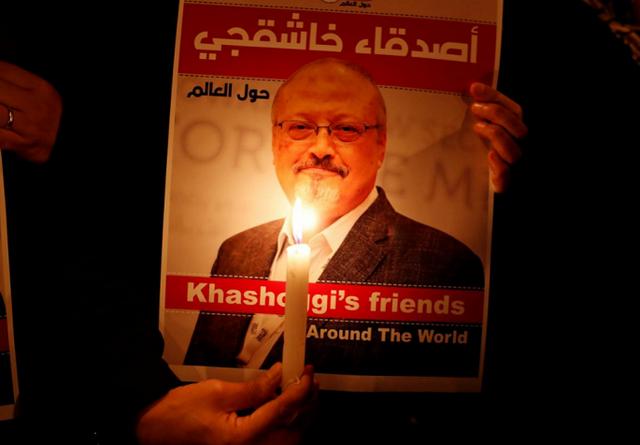 Thi thể nhà báo Khashoggi có thể đã bị đưa ra khỏi Thổ Nhĩ Kỳ - Ảnh 1.