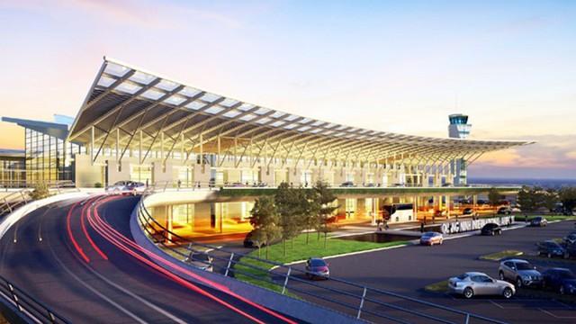 Sân bay quốc tế Vân Đồn hối hả trước ngày cán đích - Ảnh 3.