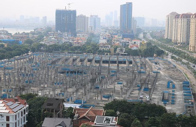 Về tay đại gia Hàn Quốc, đại siêu thị lớn nhất Hà Nội đang rục rịch triển khai - Ảnh 9.