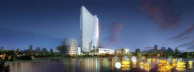 Về tay đại gia Hàn Quốc, đại siêu thị lớn nhất Hà Nội đang rục rịch triển khai - Ảnh 4.