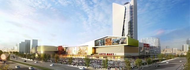 Về tay đại gia Hàn Quốc, đại siêu thị lớn nhất Hà Nội đang rục rịch triển khai - Ảnh 7.