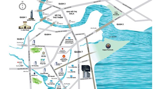 Không phải khu Đông Sài Gòn,  đây mới là nơi được đầu tư xây dựng mạng lưới giao thông lớn nhất tại TP.HCM 2 năm tới, BĐS sắp có cú hích mới - Ảnh 1.