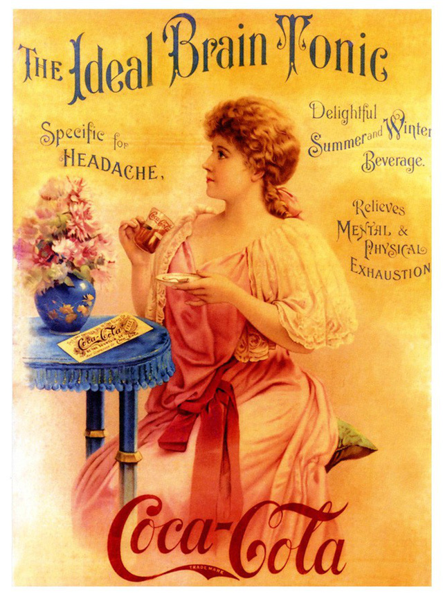 Cú rẽ bất ngờ: Coca và 7-Up từ thuốc đau đầu, thuốc an thần trở thành 2 thương hiệu giải khát đình đám như thế nào? - Ảnh 1.
