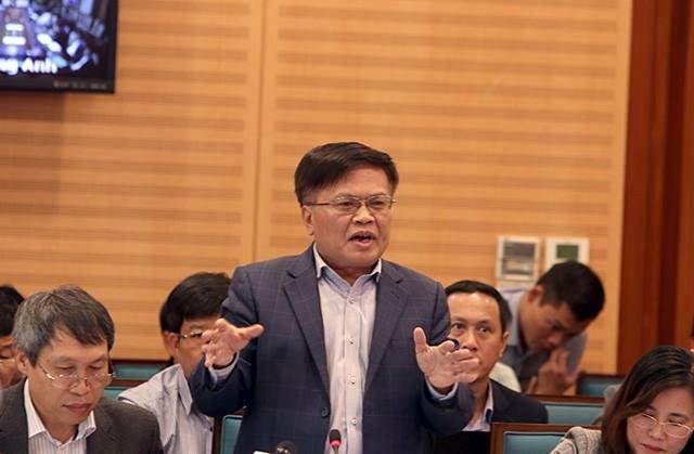 Ông Nguyễn Đức Chung muốn đưa nhà máy iPhone về Hà Nội - Ảnh 2.