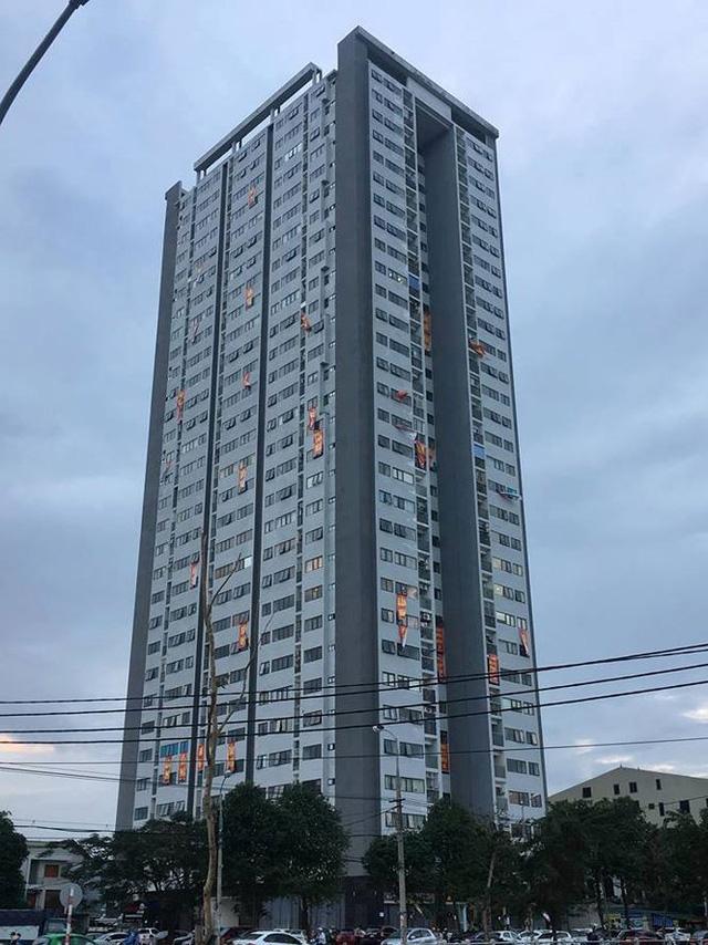 Cư dân chung cư Bảo Sơn Nghệ An đồng loạt rao bán nhà - Ảnh 1.