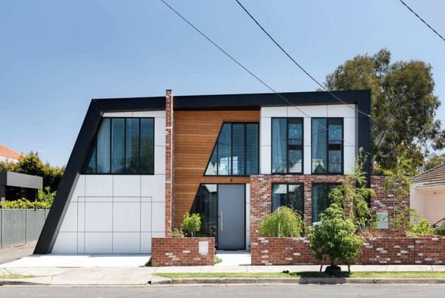 Ngôi nhà mái lệch giúp giải nhiệt và chống thấm hiệu quả - Ảnh 1.
