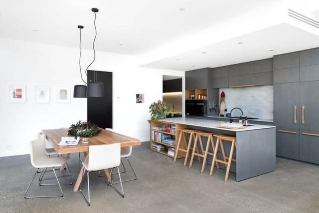 Ngôi nhà mái lệch giúp giải nhiệt và chống thấm hiệu quả - Ảnh 5.