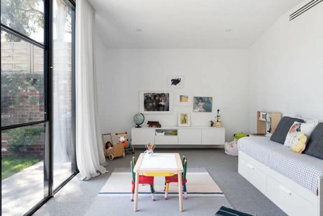 Ngôi nhà mái lệch giúp giải nhiệt và chống thấm hiệu quả - Ảnh 7.