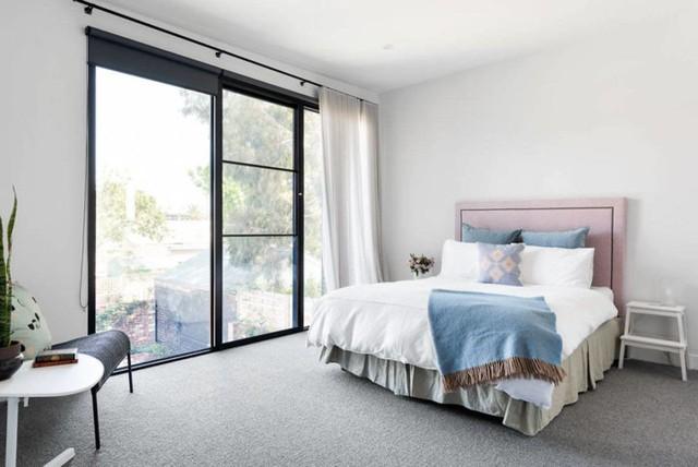 Ngôi nhà mái lệch giúp giải nhiệt và chống thấm hiệu quả - Ảnh 10.