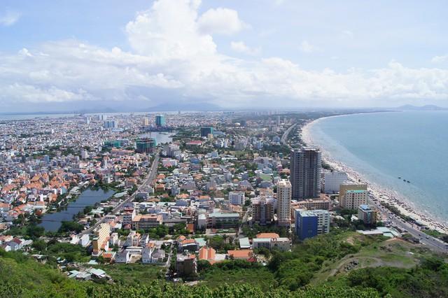 Bà Rịa - Vũng Tàu lôi kéo đầu tư hàng loạt dự án địa ốc lớn - Ảnh 1.