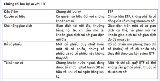Tiền chảy về Việt Nam qua chứng chỉ lưu ký - Ảnh 1.