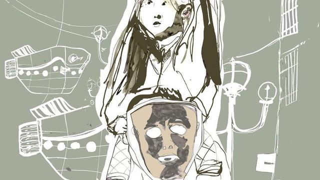 Câu chuyện về người mẹ Nhật đơn thân thuê diễn viên đóng vai bố của con gái mình suốt 10 năm - Ảnh 1.