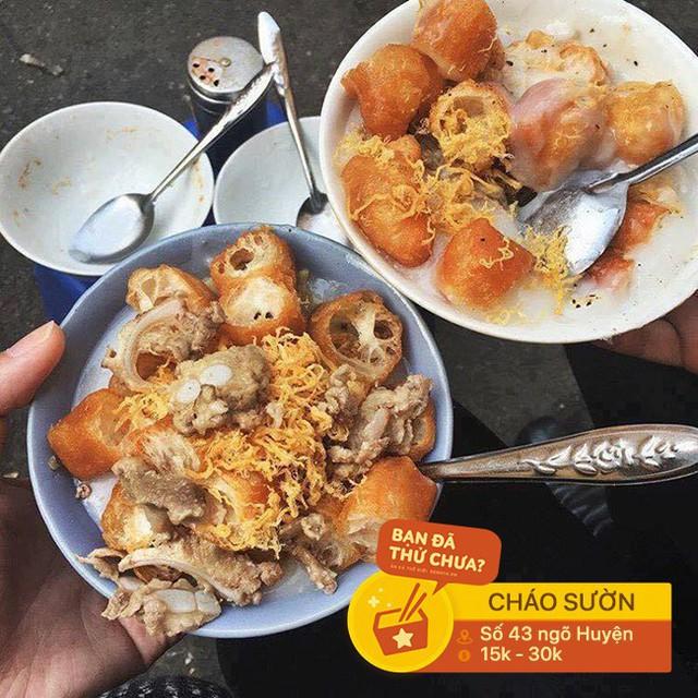 Hà Nội cũng có những ngõ nhỏ bán đồ ăn vặt trứ danh cực thích hợp với thời tiết bây giờ - Ảnh 12.