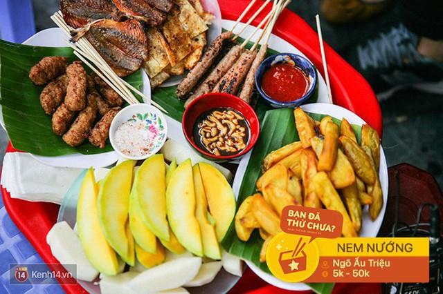 Hà Nội cũng có những ngõ nhỏ bán đồ ăn vặt trứ danh cực thích hợp với thời tiết bây giờ - Ảnh 9.