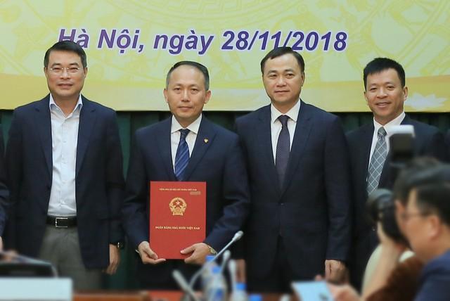 VIB là ngân hàng tư nhân Thứ nhất được NHNN trao chọn lọc thực hiện Basel II - Ảnh 1.