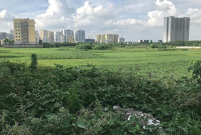 Những khu đất dự án địa ốc bị Hà Nội dừng hoạt động giờ ra sao? - Ảnh 15.