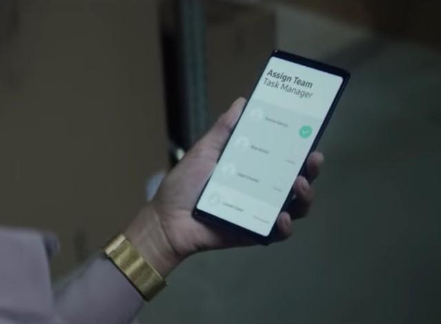 Xem video này xong mới thấy Galaxy Note9 phục vụ công việc ngon lành như thế nào - Ảnh 7.