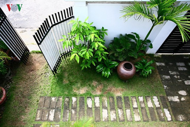 Ngôi nhà giản dị của một nhà giáo ở Đà Nẵng - Ảnh 5.
