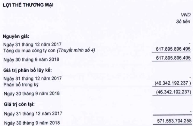 MWG: Quý 3 giảm lãi so với 2 quý liền trước, Trần Anh lỗ luỹ kế hơn 46 tỷ, An Khang lỗ hơn 3 tỷ - Ảnh 2.