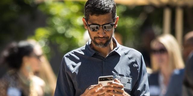 Google cần một nhà lãnh đạo xứng đáng hơn ông bù nhìn Larry Page? - Ảnh 3.