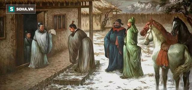 3 lần cất công đi mời Gia Cát Lượng, Lưu Bị chỉ ra bài học để đời về cách tuyển nhân tài - Ảnh 1.