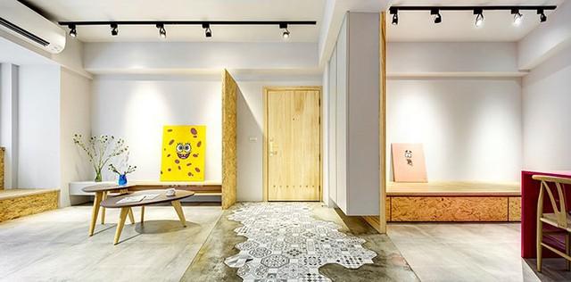 Căn hộ 92 m2 dành cho gia đình 3 người và thú cưng - Ảnh 3.