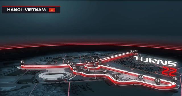 Vingroup thành lập công ty Việt Nam Grand Prix vốn 1.000 tỷ đồng để tổ chức giải đua F1 - Ảnh 1.