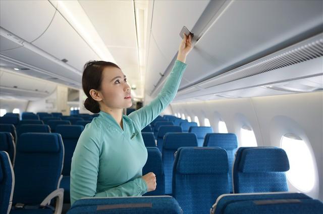 Cuối năm đề phòng trộm cắp hành lý trên máy bay - Ảnh 1.