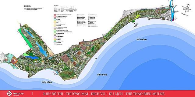 Ba siêu dự án địa ốc địa ốc với hơn 2.500 ha kêu cứu - Ảnh 1.