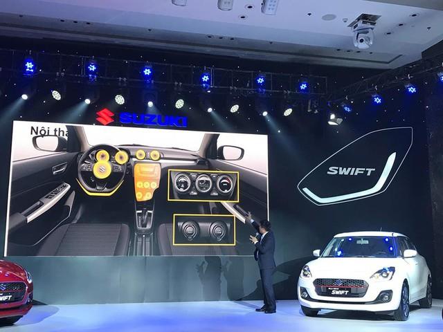 Suzuki Swift ra mắt thị trường Việt giá bán 499 triệu đồng với 5 màu lựa chọn, cạnh tranh cùng Mazda2 - Ảnh 1.