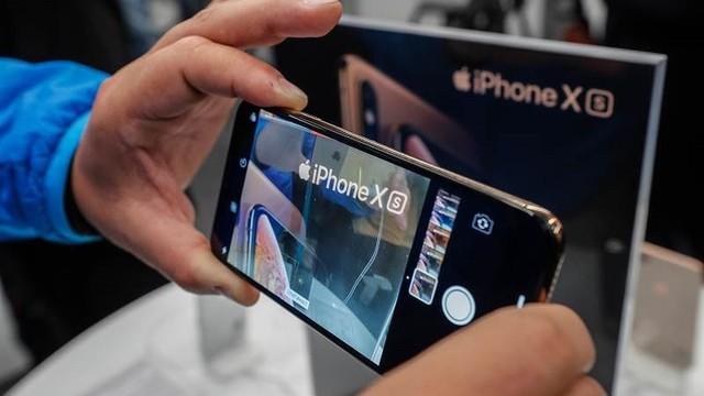 Apple 'bị cấm bán iPhone tại Trung Quốc' - Ảnh 1.