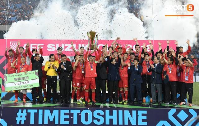 HLV Park Hang-seo chọn Hải Quế và Văn Quyết thay nhau mang băng đội trưởng ở AFF Cup 2018 vì lý do này! - Ảnh 4.