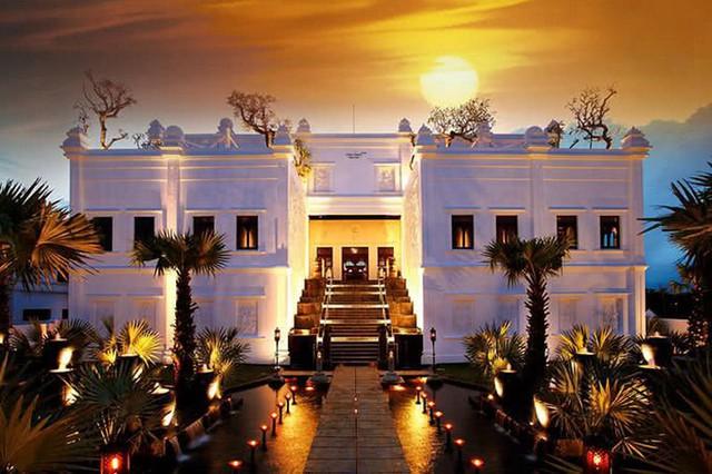 """""""Lâu đài"""" TajmaSago, nhà hàng Cham Charm của Khai Silk bất ngờ được ông chủ mới tiếp quản  - Ảnh 4."""