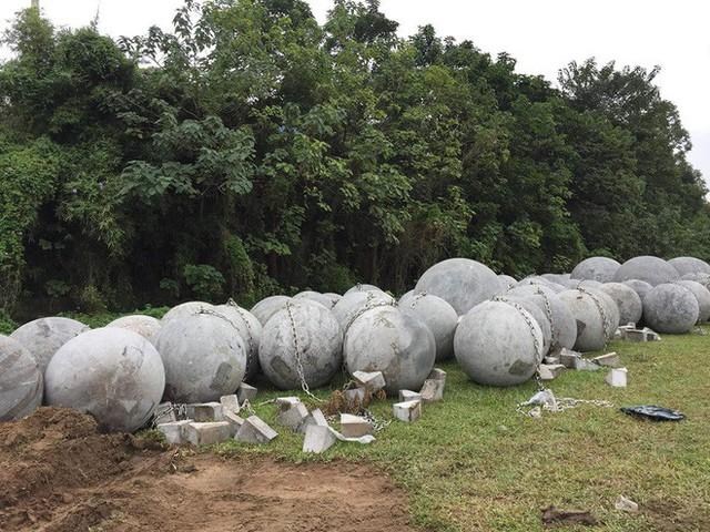 40 quả bóng xích ở sân Mỹ Đình có thể đi không về sau khi đội tuyển Việt Nam vô địch - Ảnh 1.