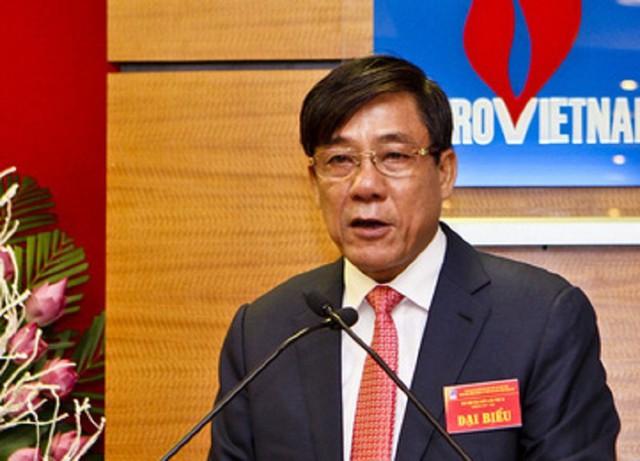 Bộ Công an bắt cựu tổng giám đốc PVEP Đỗ Văn Khạnh - Ảnh 1.