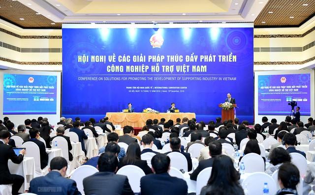 Thủ tướng quyết hàng loạt chính sách cho công nghiệp hỗ trợ - Ảnh 1.