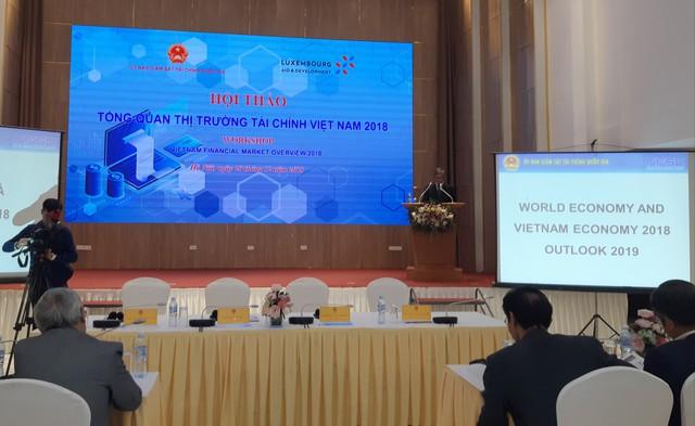 Ông Trương Văn Phước nêu 4 vấn đề của kinh tế 2018, tiên liệu GDP 2019 tăng 7% - Ảnh 1.