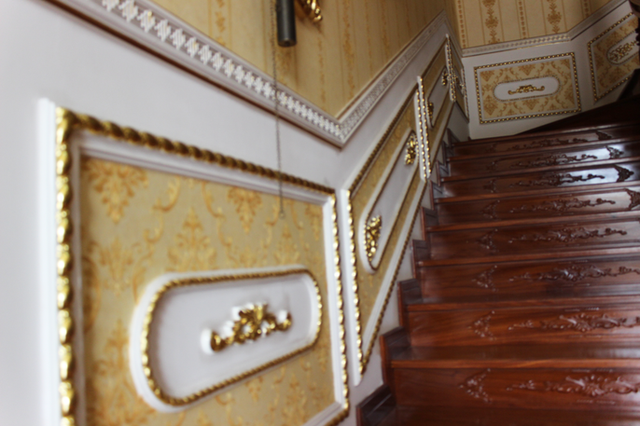 Sự thật về gia chủ và căn biệt thự được đồn đoán dát toàn vàng ở BR-VT - Ảnh 9.