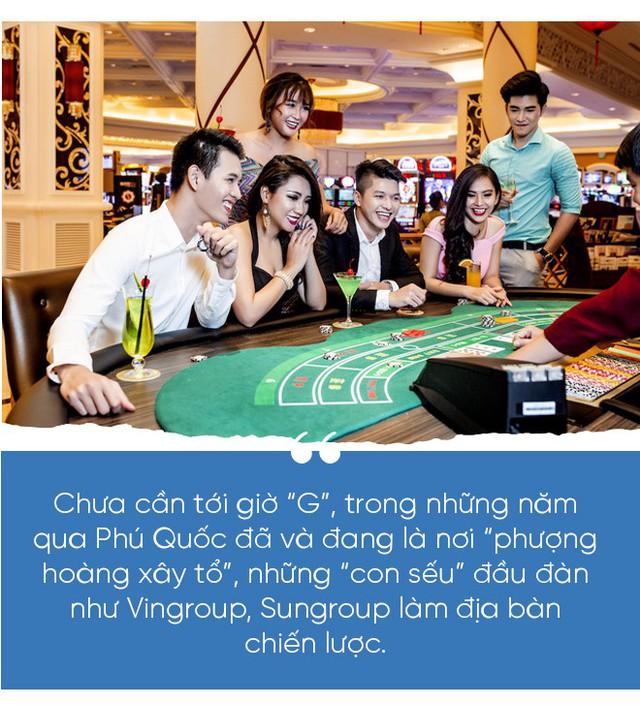 """Casino đầu tiên cho người Việt vào chơi """"hâm nóng"""" bất động sản Phú Quốc - Ảnh 2."""