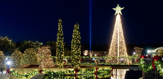 Choáng ngợp khung cảnh Noel ở các trường ĐH: Con nhà giàu sướng thật, đón Giáng sinh cũng chảnh hơn người! - Ảnh 10.