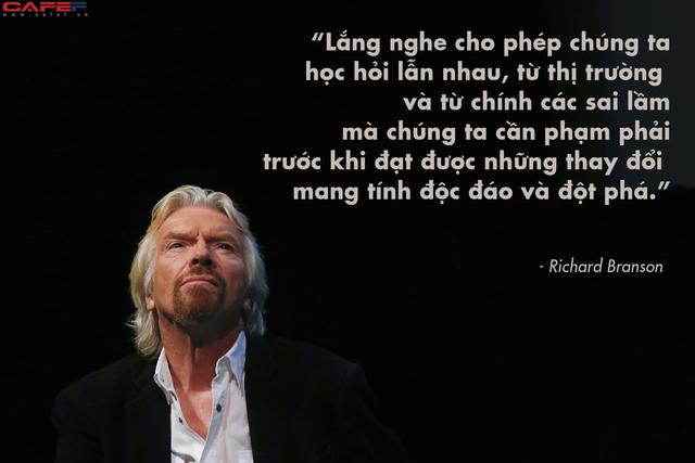 Ai cũng có công thức riêng để thành công nhưng các doanh nhân nổi tiếng thì đều chia sẻ những điểm chung này - Ảnh 1.