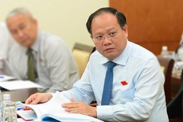Ông Tất Thành Cang bị cách chức Ủy viên Trung ương, Phó Bí thư Thường trực TP.HCM - Ảnh 1.