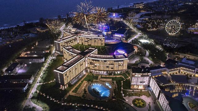 """Nhiều ông lớn BĐS xuất hiện, Casino đầu tiên cho người Việt chơi khởi động, thị trường Phú Quốc có đang """"tái sốt""""? - Ảnh 1."""