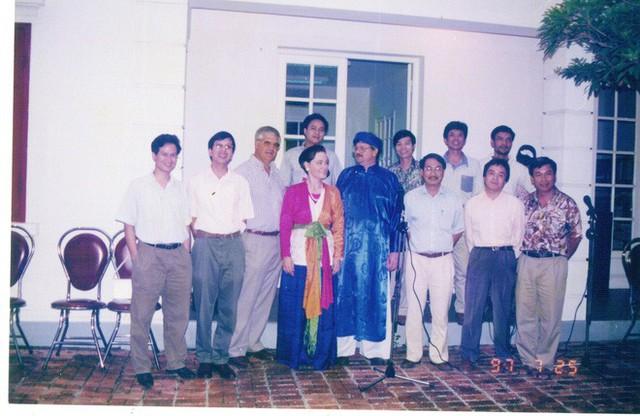 Vài kỷ niệm với sếp Ngân hàng Thế giới đầu tiên ở Hà Nội - Ảnh 2.
